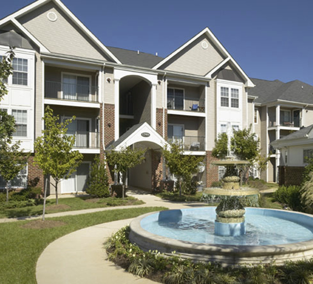 CBG builds The Fields Germantown, a 143 Affordable Apartments Units in Germantown, MD