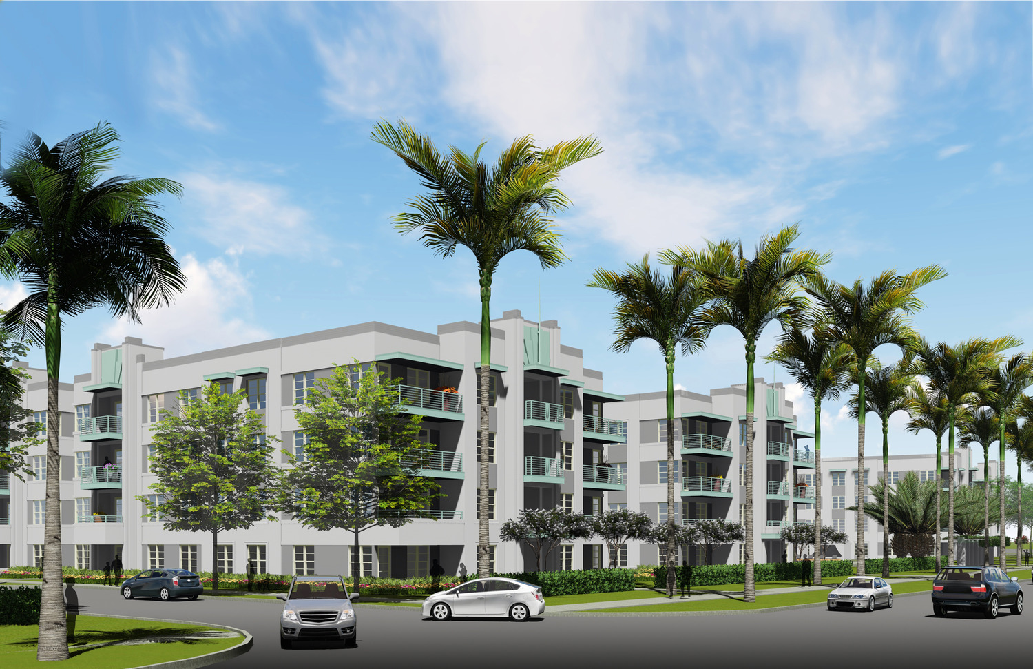 CBG builds Delamarre Apartments, a NGBS-Certified, 379-Unit Residential Community Across Four Buildings in Celebration, FL