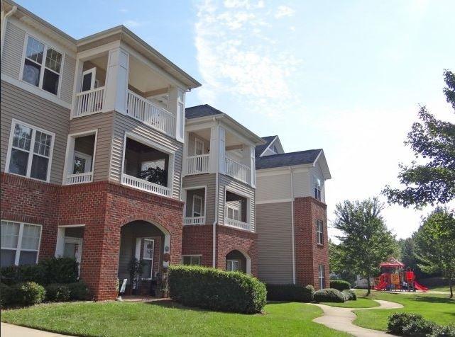 CBG builds Heather Park, a 208 Class A Apartments in Garner, NC