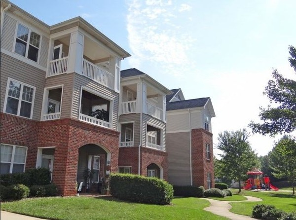 CBG builds Heather Park, a 208 Class A Apartments in Garner, NC - Image #1