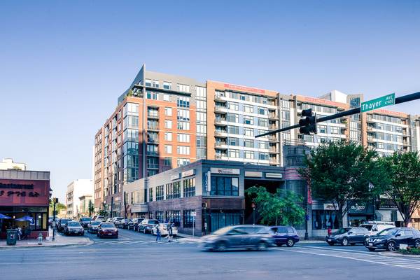 CBG builds Thayer & Spring, a 11-Story LEED® Silver Community with Retail and Below-Grade Parking in Silver Spring, MD - Image #5