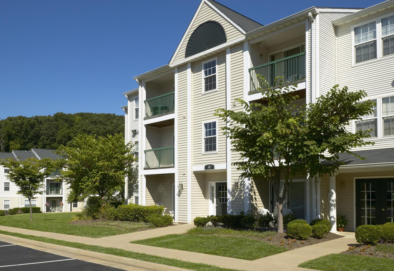 CBG builds Shenandoah Commons, a 120 Apartment Homes in Front Royal, VA
