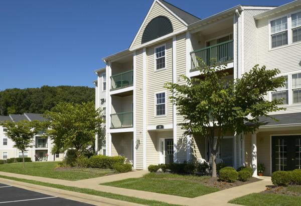 CBG builds Shenandoah Commons, a 120 Apartment Homes in Front Royal, VA - Image #1
