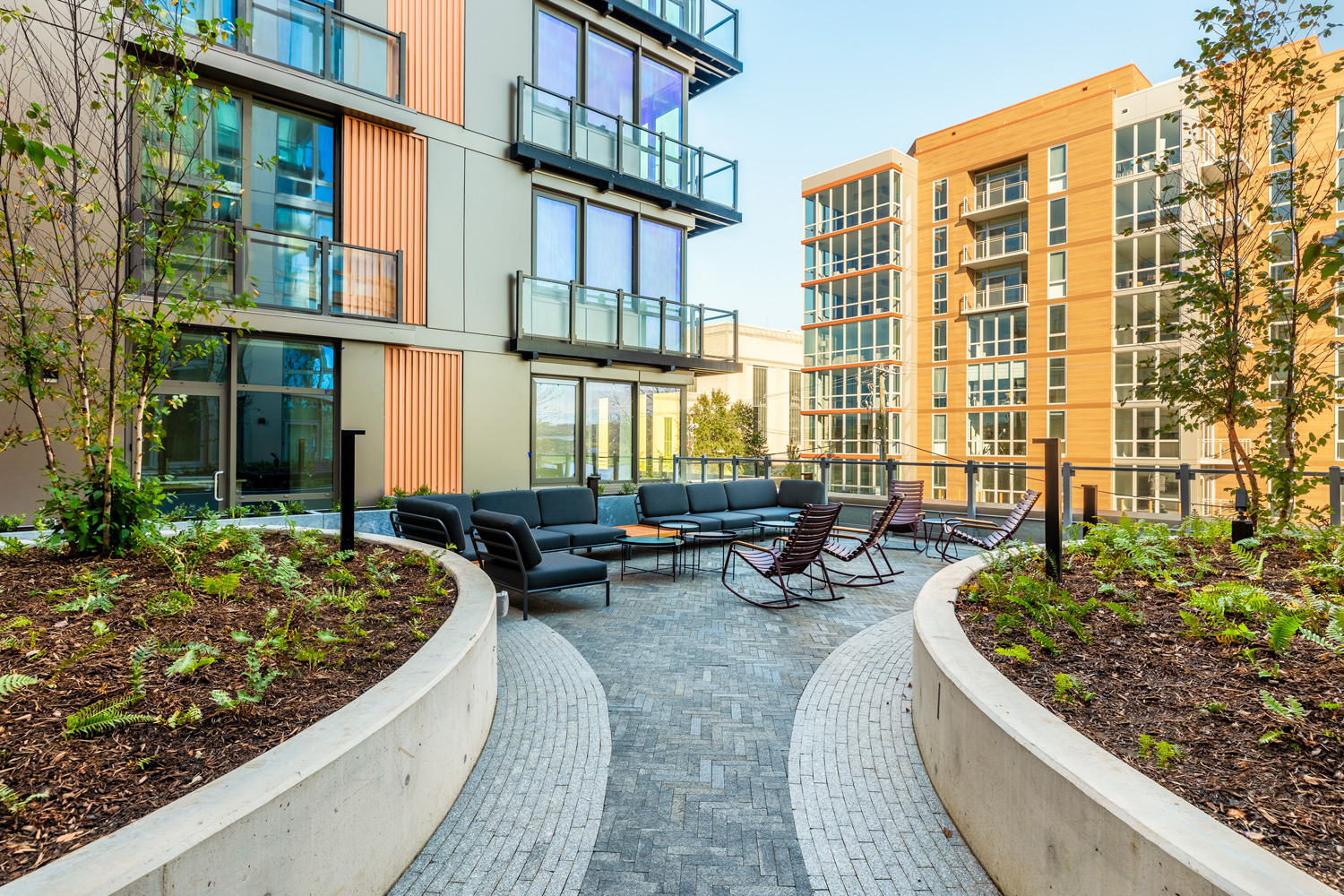 CBG builds River Point, a 485-Unit Renovated Mixed-Use Community in Washington, DC - Image #4