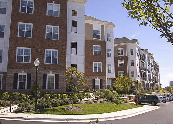 CBG builds The Fitz at Rockville Town Center, a 221 Class A Apartments in Rockville, MD - Image #2