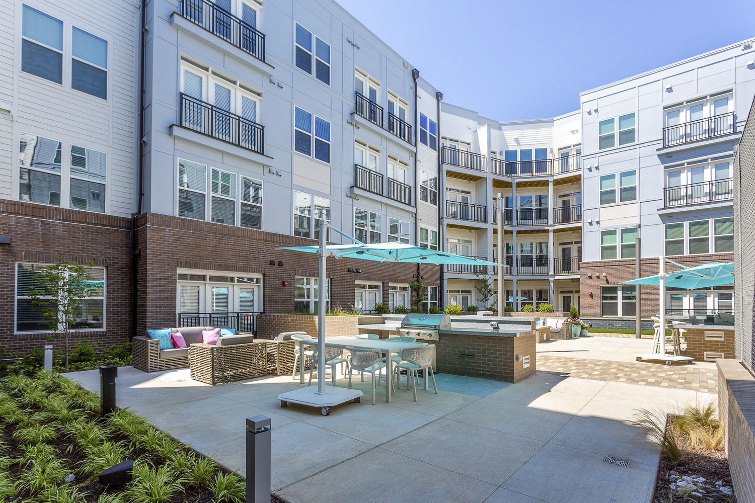 CBG builds Bell Shady Grove, a 315-Unit Mixed-Use Community with Amenities in Rockville, MD - Image #5