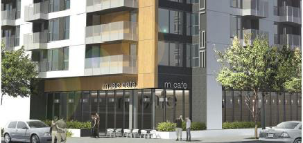 CBG Building Company Begins Roofing on Mixed-Use Community in Los Angeles Press Release Image