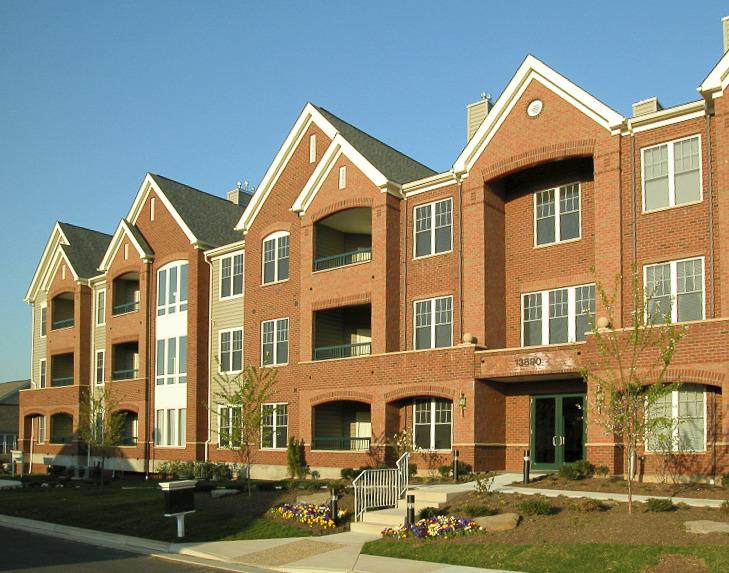 CBG builds Heritage Hunt, a 39-Unit Condominium over Structured Parking in Gainesville, VA - Image #1