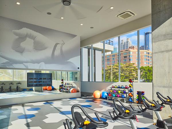 CBG builds Generation Atlanta, a 336-Unit, 17-Story Luxury Community with Above-Grade Parking in Atlanta, GA - Image #5