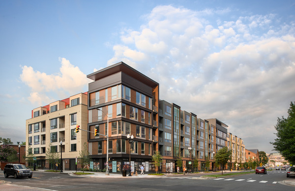 CBG builds Ten at Clarendon, a 143-Unit LEED® Platinum Community with Retail and Office Space in Arlington, VA - Image #2