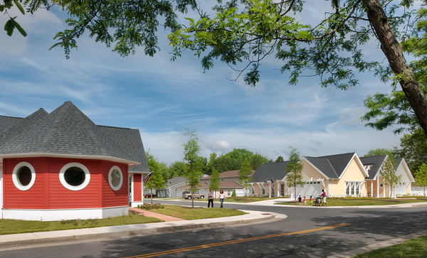 CBG builds Wounded Warrior Home Project, a Two Innovative Prototype Homes for Wounded Warriors at Fort Belvoir in Fort Belvoir, VA - Image #4