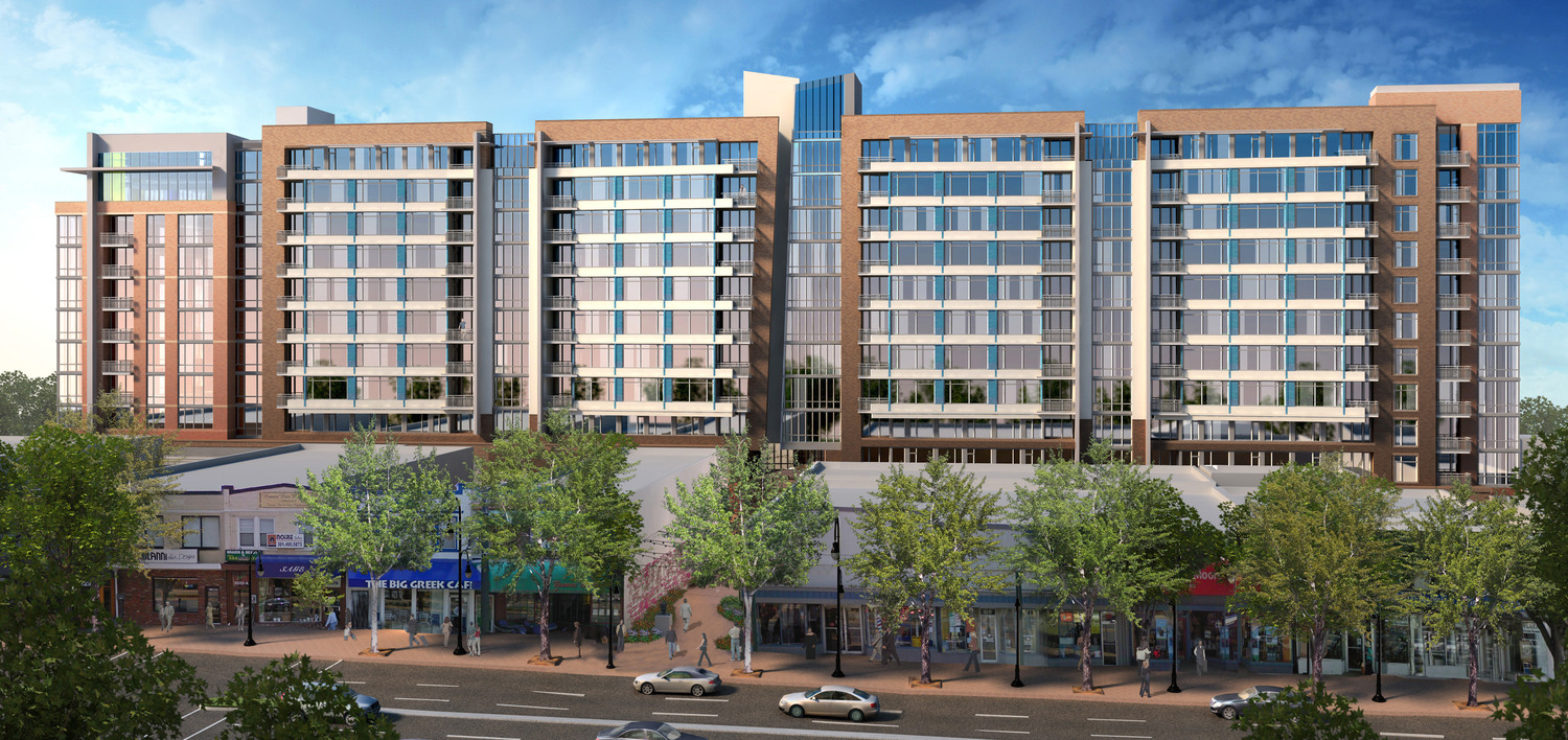 CBG Closes on High-Rise Project in Silver Spring Press Release Image