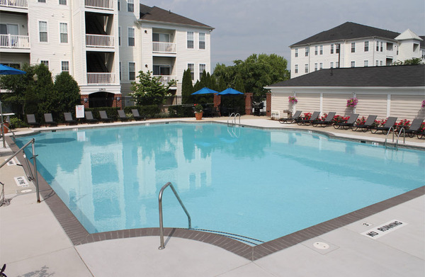 CBG builds The Pinnacle at Town Center, a 328 Class A Apartments in Germantown, MD - Image #2