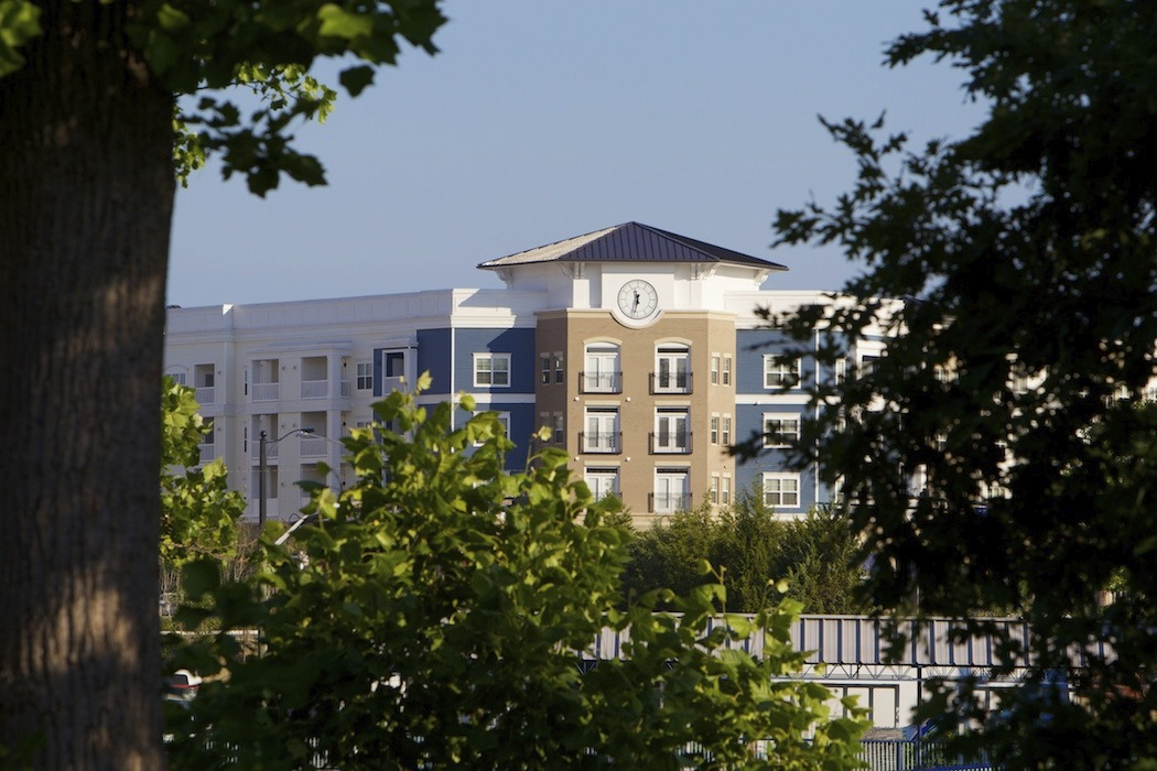 CBG builds City Center, a 291 Market-Rate Apartments and 45,000 SF of Retail in Mixed-Use Town Center in Manassas Park, VA - Image #4