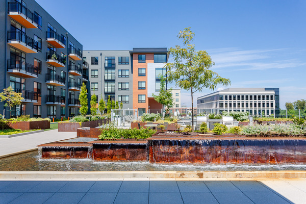CBG builds The Haven at National Harbor, a LEED®-Certified Condominium Community with Amenities and Below-Grade Parking in National Harbor, MD - Image #4