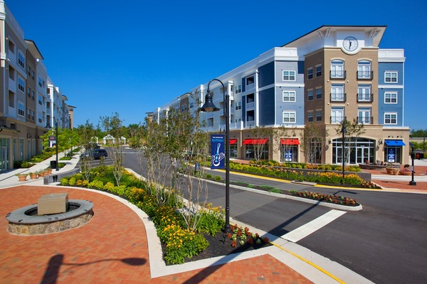 CBG builds City Center, a 291 Market-Rate Apartments and 45,000 SF of Retail in Mixed-Use Town Center in Manassas Park, VA - Image #3