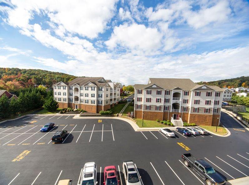 CBG builds Sunchase at James Madison, a 768-Bed, 192-Unit Student Housing Community in Harrisonburg, VA - Image #1