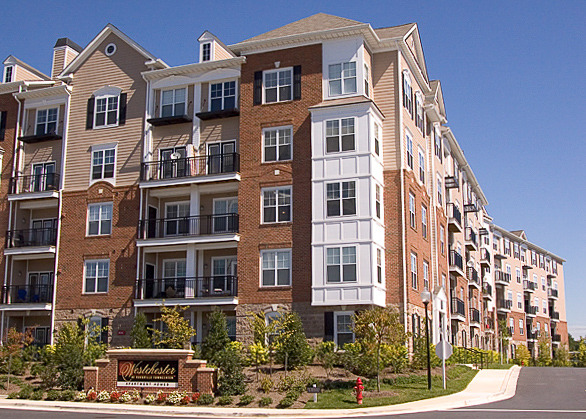 CBG builds The Fitz at Rockville Town Center, a 221 Class A Apartments in Rockville, MD - Image #1