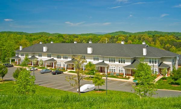 CBG builds Jefferson Ridge, a 234 Luxury Apartments in Charlottesville, VA - Image #1