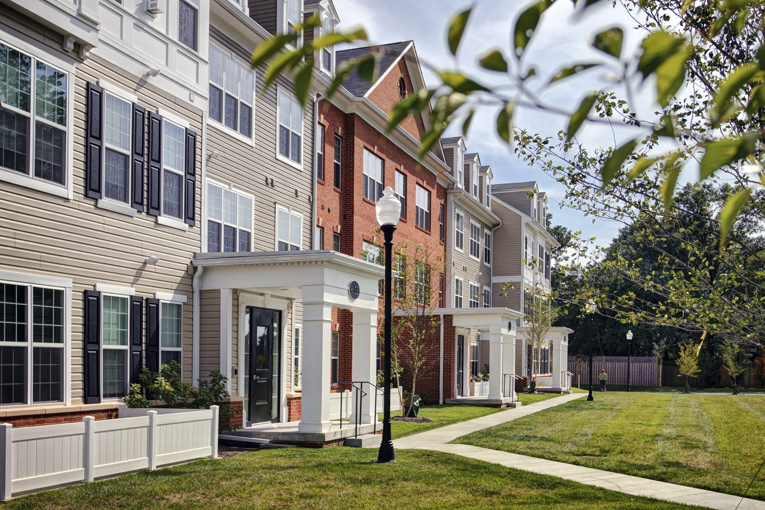 CBG builds Creekstone Village Apartments Phase II, a 156 Garden-Style Apartments and Townhomes with Recreation Center in Pasadena, MD - Image #3