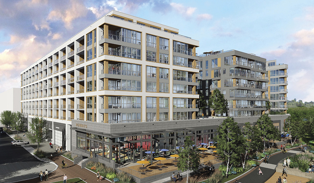 CBG builds River Point, a 485-Unit Renovated Mixed-Use Community in Washington, DC