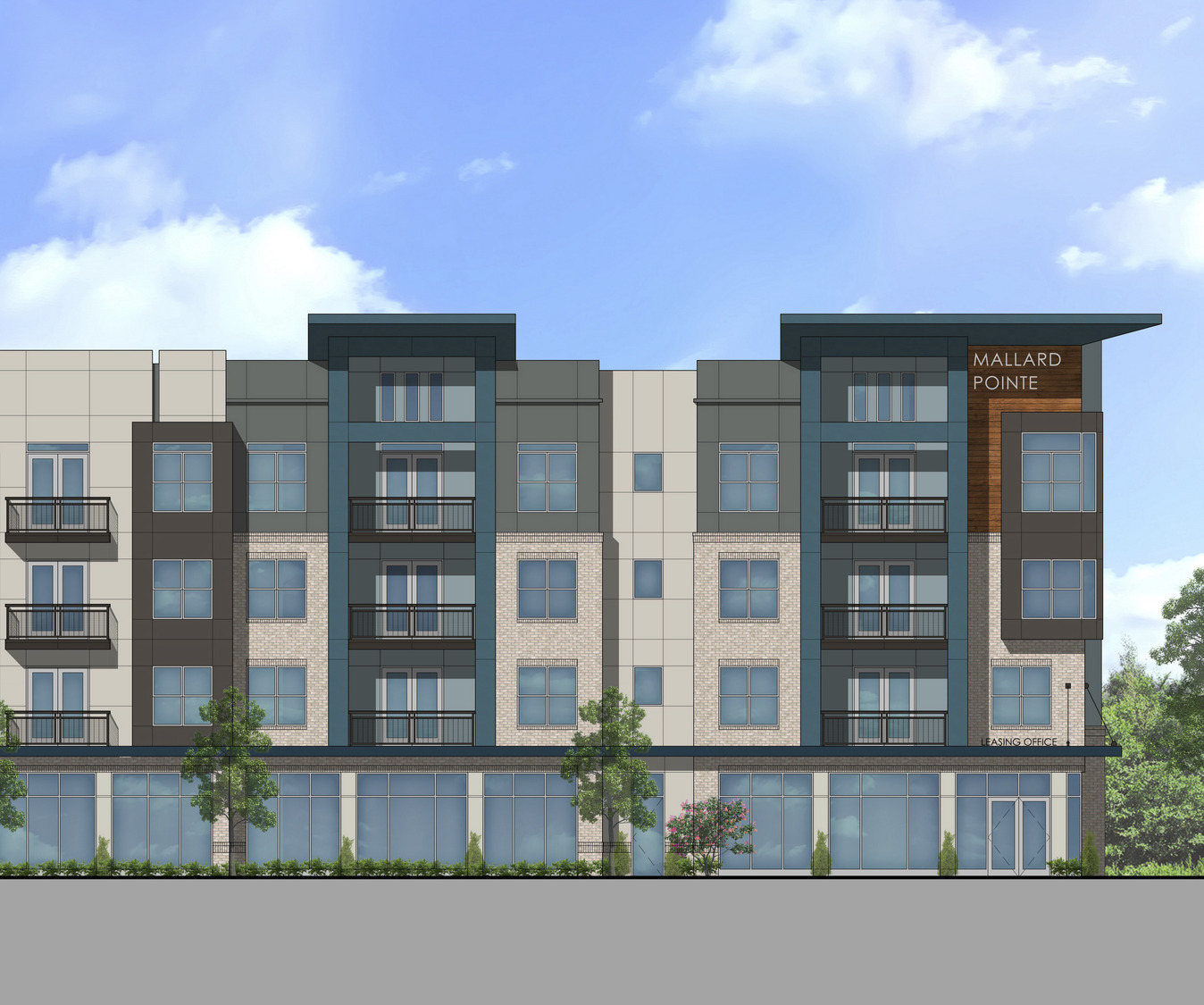 CBG builds Mallard Pointe, a 260-Unit Luxury Community with Amenities on Expansive Site in Charlotte, NC