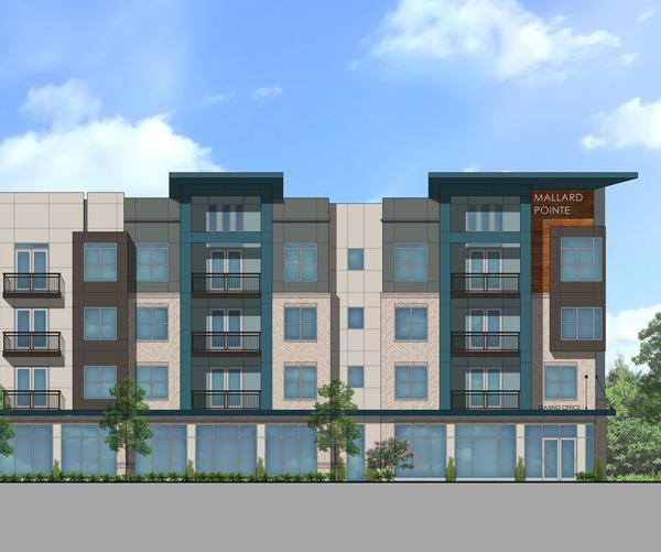 CBG builds Mallard Pointe, a 260-Unit Luxury Community with Amenities on Expansive Site in Charlotte, NC - Image #1