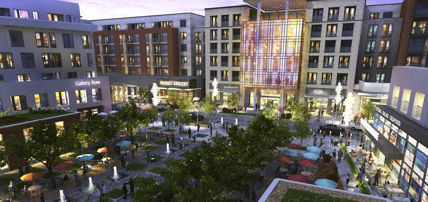 CBG Begins Construction on Mixed-Use Development at The Parks at Walter Reed - Press Release Image