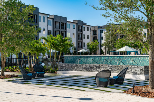 CBG builds The Avli at Crosstown Center, a Multi-Building Luxury Garden-Style Community with Clubhouse in Brandon, FL - Image #7
