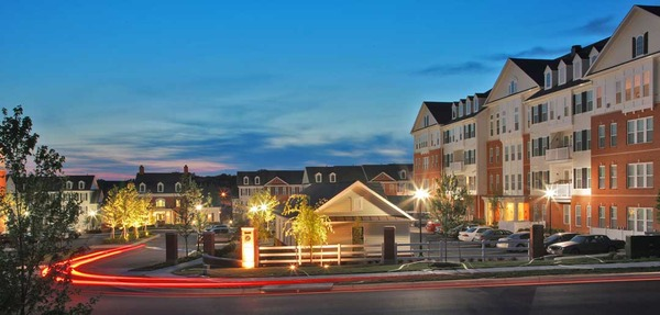 CBG builds The Enclave at Emerson, a 164 Luxury Rental Townhomes and Apartments in Laurel, MD - Image #1