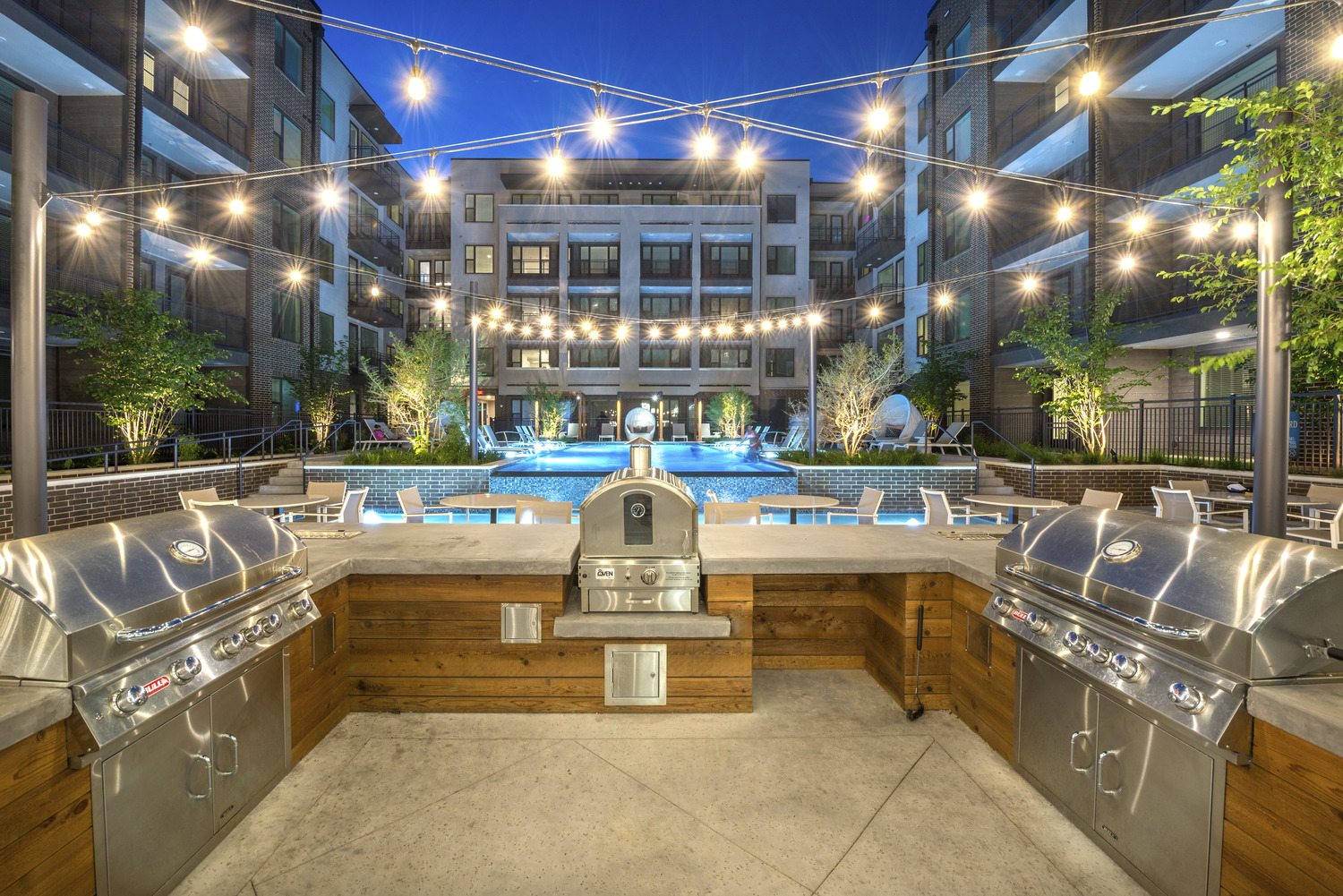 CBG builds The Westerly, a Seven-Story Luxury Community with Rooftop Skydeck in Dallas, TX - Image #7