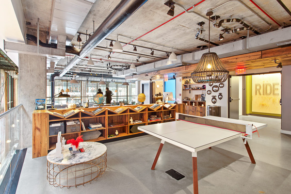 CBG builds Moxy Hotel, a 13-Story LEED® Silver Hotel with Retail in Washington, DC - Image #3
