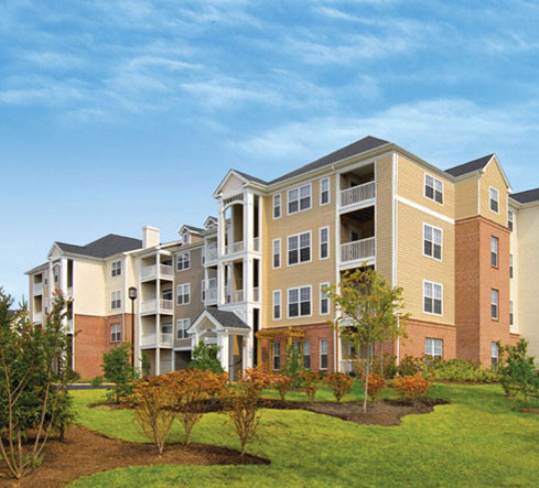 CBG builds Riverside Station Apartments, a 304 Market-Rate Apartments in Dale City, VA - Image #1