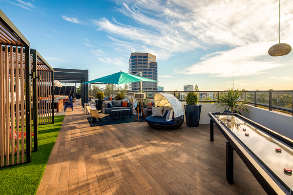 CBG builds Cameo, a 262-Unit Luxury Community with Rooftop and Amenities in Orange, CA - Image #8