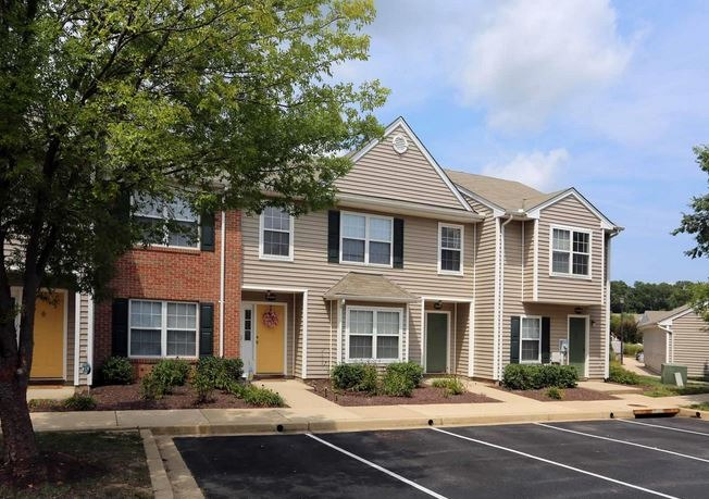 CBG builds Greenview Townhomes, a 168 Market-Rate Townhome Apartments in Great Mills, MD