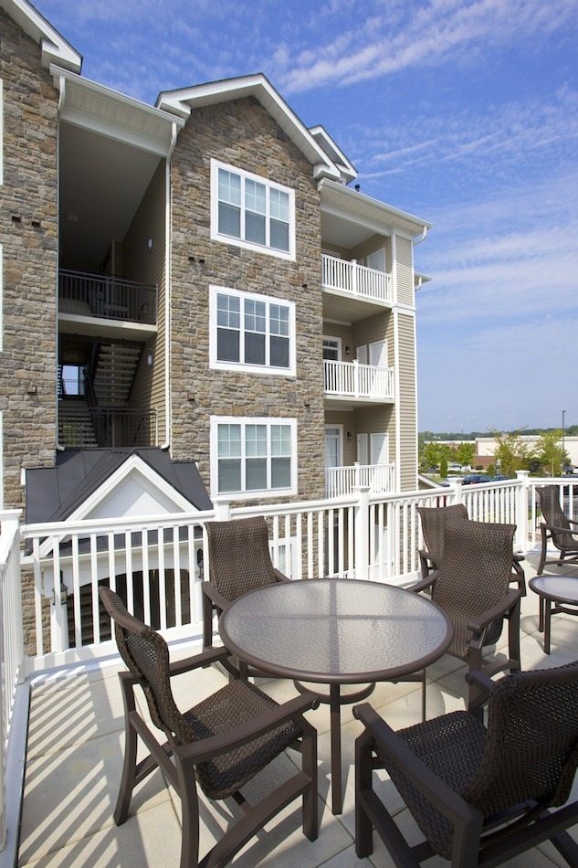 CBG builds The Elms at Stoney Run Village, a 390 Apartment Homes in Hanover, MD - Image #2