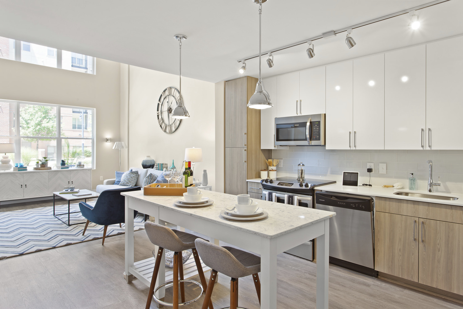 CBG builds The Haven at National Harbor, a LEED®-Certified Condominium Community with Amenities and Below-Grade Parking in National Harbor, MD - Image #10