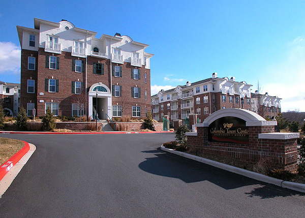CBG builds Columbia Town Center, a 531 Class A Apartments with Pre-cast Garage in Columbia, MD - Image #2