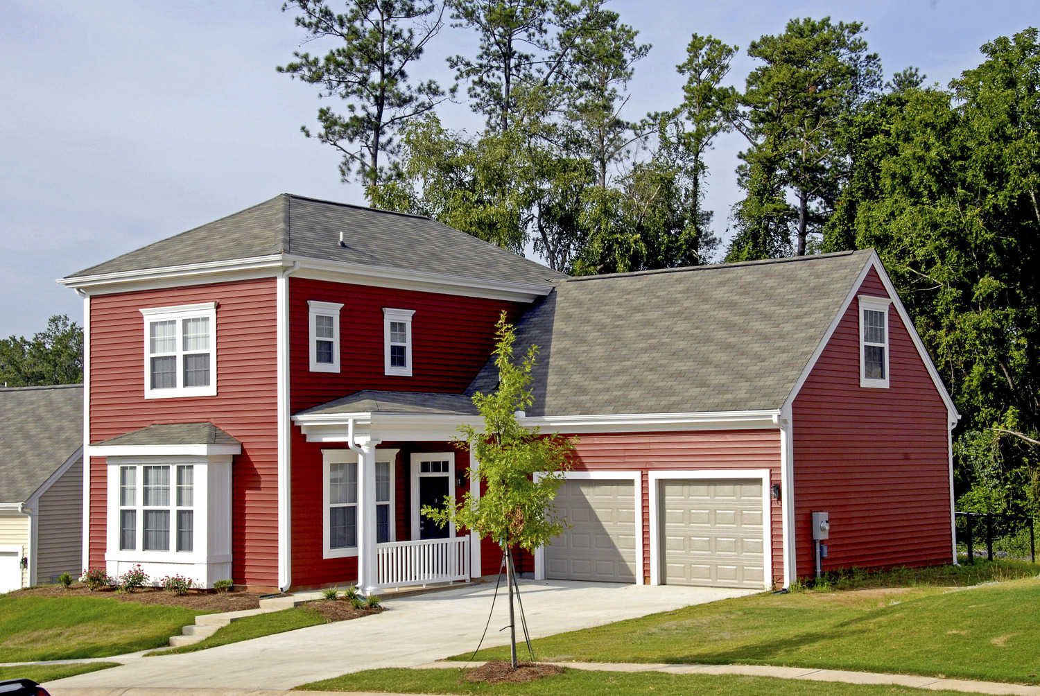 CBG builds Fort Benning Family Housing, a 3,667 Units of Housing for the Army in Fort Benning, GA - Image #2