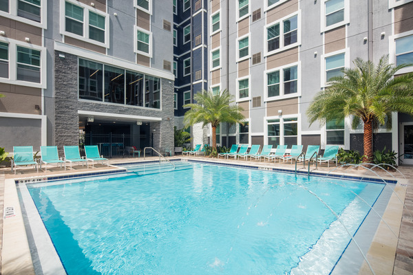 CBG builds Lark on 42nd, a 161-Unit, 512-Bed Student Housing Community with Amenities in Tampa, FL - Image #4