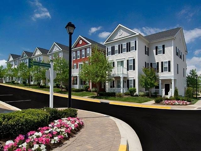 CBG builds Avalon Russett, a 238 Class A Apartments and Townhomes in Laurel, MD - Image #3