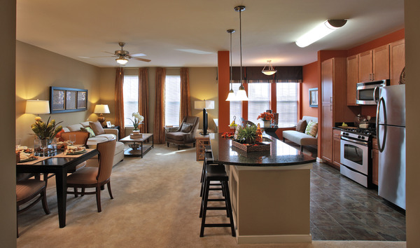 CBG builds The Enclave at Emerson, a 164 Luxury Rental Townhomes and Apartments in Laurel, MD - Image #5