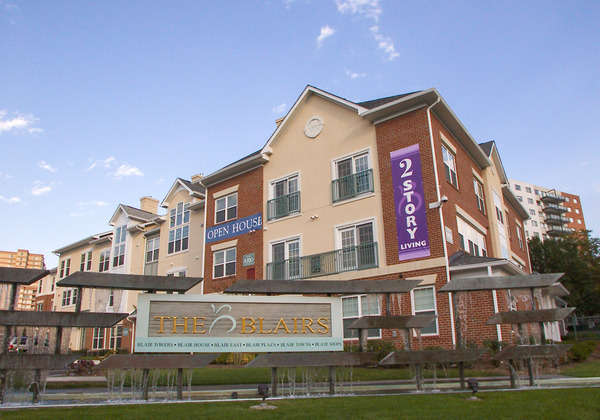 CBG builds The Blair Towns, a 78 LEED® Certified Luxury Townhomes in Silver Spring, MD - Image #1