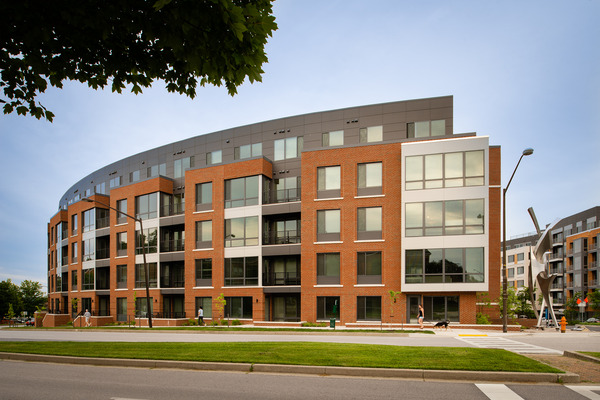 CBG builds m.flats and TEN.M, a 473-Unit Mixed-Use Luxury Apartment Community with Parking Garage in Columbia, MD - Image #4