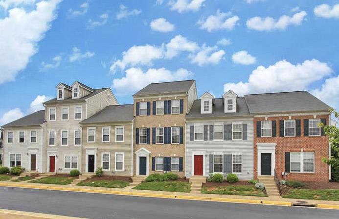 CBG builds Riverside Manor Townhomes, a 188 Rental Townhomes in Fredericksburg, VA - Image #1