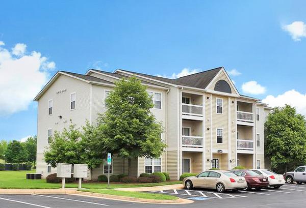 CBG builds Culpeper Commons, a 142 Apartment Homes in Culpeper, VA - Image #1