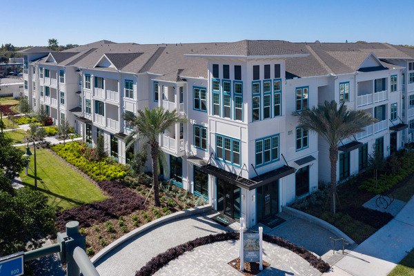 CBG builds The Rosery, a 224-Unit Luxury Apartment Community Across Four Buildings in Largo, FL - Image #7