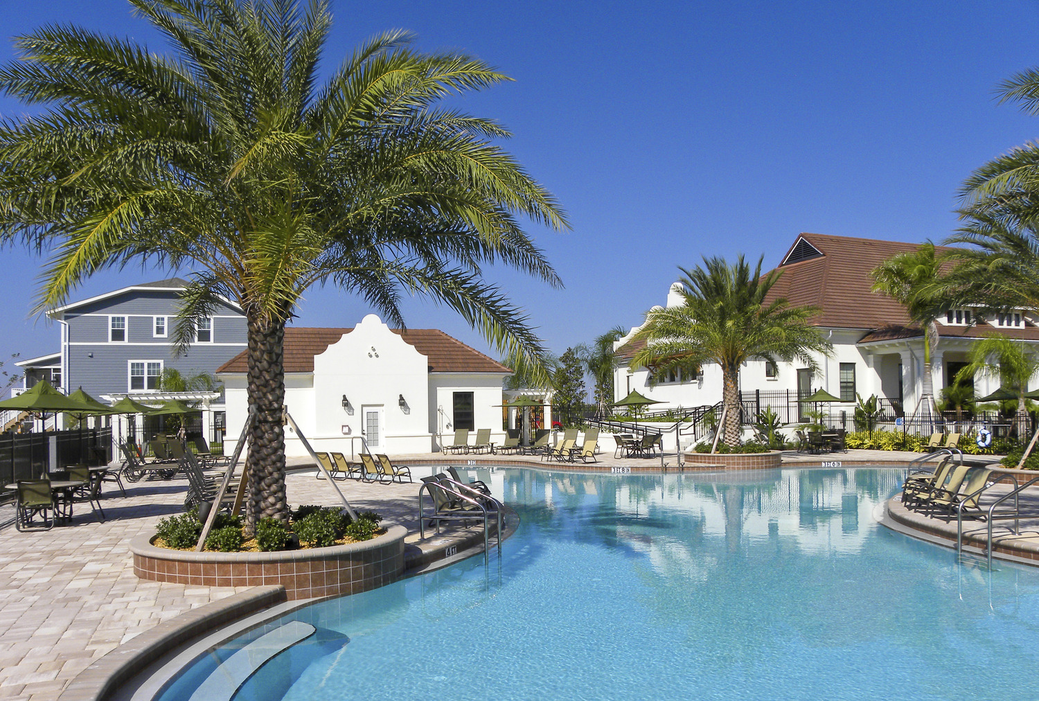 CBG builds MacDill Family Housing, a 527 Homes for Military Families in the Air Force at Harbor Bay at MacDill in Tampa, FL - Image #5