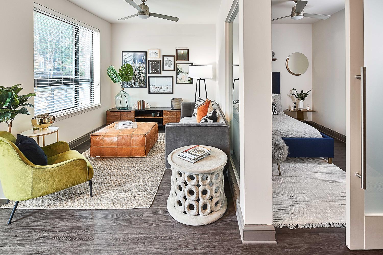 CBG builds Trellis House, a 319-Unit LEED® Platinum Mixed-Use Community with Amenities in Washington, DC - Image #4