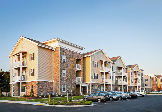 CBG builds University Orchard at Salisbury, a 648-Bed, 204-Unit Privatized Student Housing Community in Salisbury, MD - Image #1
